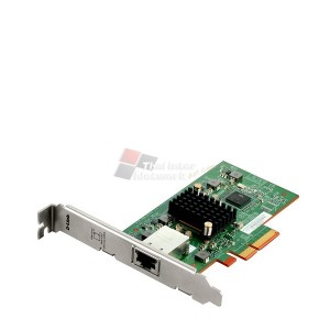 D-Link DXE-810T Single Port 10GBASE-T RJ-45 PCI Express Adapter