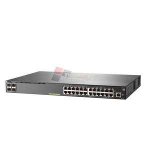 HPE JL356A 2540 24G PoE+ 4SFP+ Switch
