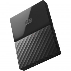 Western Digital WDBYFT0020BBK Digital MY PASSPORT™ PORTABLE STORAGE 2TB
