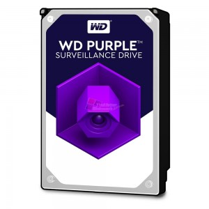 WESTERN DIGITAL WD80PURZ Purple Surveillance Hard Drive