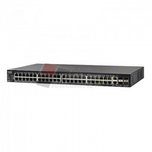 Cisco SG550X-48-K9-EU 48 x 10/100/1000 ports, 4 x 10 Gigabit Ethernet