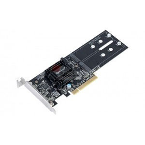 Synology M2D18 Adapter card Dual M.2 SSD adapter card for extraordinary cache performance