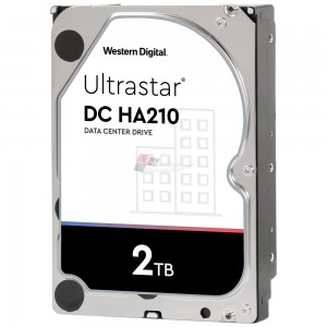 "Western Digital HUS722T2TALA604 2TB 3.5"" Internal Hard Drive - SATA"