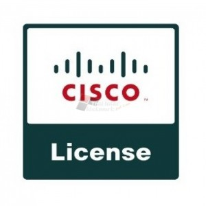 Cisco L-SL-39-APP-K9 License ISR G2 AppX license with DATA, WAASX and WAAS/vWAAS 2500 conns RTU