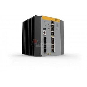 Allied Telesis AT-IE300-12GP-80 IE300 Series Layer 3 Managed Gigabit industrial switches