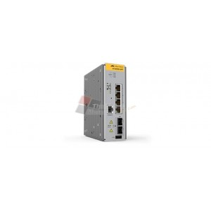 Allied Telesis AT-IE200-6FT-80 Managed Industrial switch with 2 x 100/1000 SFP, 4 x 10/100TX