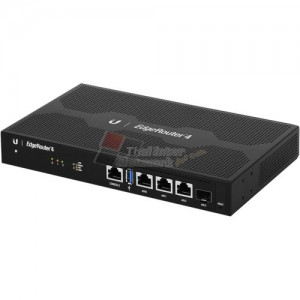 UBiQUiTi ER-4 4-Port EdgeRouter with EdgeMAX Technology