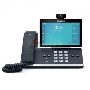 Yealink T58A IP-Video Phone (no CAM50), 7inch, 16Account