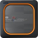 WESTERN DIGITAL WDBAMJ5000AGY 500GB My Passport Wireless SSD