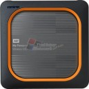 WESTERN DIGITAL WDBAMJ2500AGY 250GB My Passport Wireless SSD