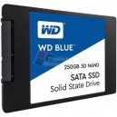 "WESTERN DIGITAL WDSSD250GB-SATA 250GB Blue 3D NAND SSD 2.5"" 7mm"