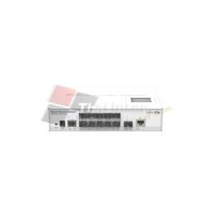 Mikrotik CRS212-1G-10S-1S+IN Cloud Router Switch 1 Port Gigabit LAN, 10 Port SFP