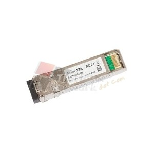 Mikrotik S+31DLC10D 10G SFP+ Transceiver Single-Mode Fiber Connection with DDMI