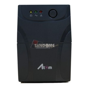 SYNDOME ATOM 600-LED UPS 600VA/360W Stabilizer Universal