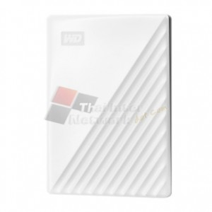Western Digital WDBYVG0010BWT-WESN 1 TB HDD EXT WD MY PASSPORT WHITE