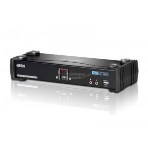 ATEN  CS1782A 2-Port USB DVI Dual Link KVMP™ Switch