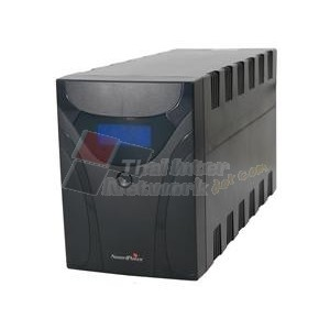Syndome ATOM 1500-LCD Online Pure Sine Wave UPS 1500/900