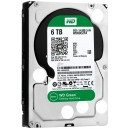 Western Digital WD60EZRX Green Series Desktop 3.5-inch Hard Drives 6TB