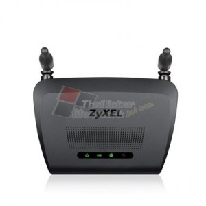 Zyxel NBG-418N v2 Wireless N300 Home Router