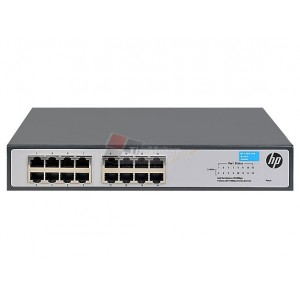 Hewlett Packard 1420-16G Fixed Port Unmanaged Ethernet Switches