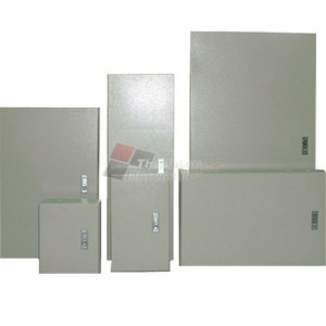 LINK UL-6274 WALL-BOX CABINET FOR 4X27 POS. BMF, (2door)