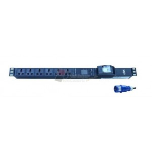 LINK CH-10820 PDU20 Universal Outlet (CB 32A+V-A+PP32A)