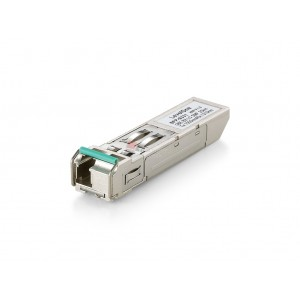 Level One SFP-9331 1.25G SMF BIDI SFP Transceiver, 20km, T1550/R1310nm