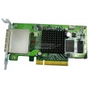 QNAP SAS-6G2E-U 6G SAS DUAL-WIDE-PORT STORAGE EXPANSION CARD